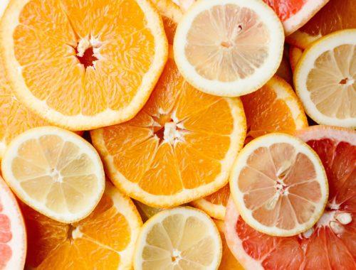 8 agrumes qui favorisent la santé et la perte de poids.