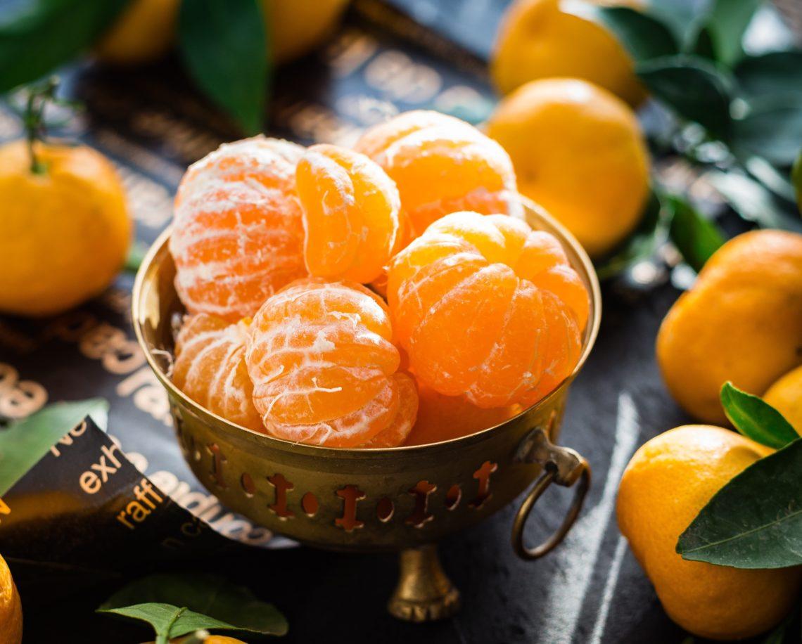 Combien de calories dans une mandarine