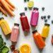 Les grands avantages des régimes à base de jus
