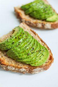 fruit aux graisses les plus saines